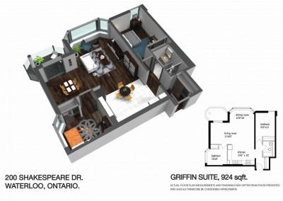 Griffin Suite