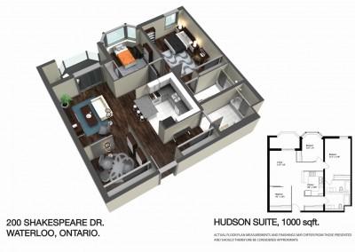 Hudson Suite